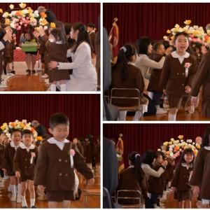 卒園式11